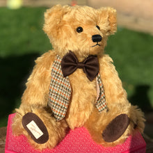 Load image into Gallery viewer, TEDDY DUSTY/ DEAN'S MOHAIR LIMITED BEAR
