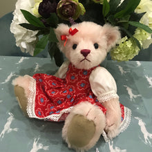 Load image into Gallery viewer, TEDDY ABIGAIL / DEAN'S MOHAIR LIMITED BEAR