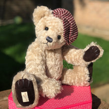 Load image into Gallery viewer, TEDDY CAPSTICK / DEAN'S MOHAIR LIMITED BEAR