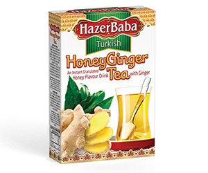 Honey Ginger Tea - TurkishTaste.com