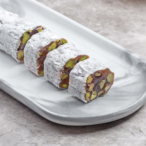 Honey Pistachio Turkish Delight - TurkishTaste.com