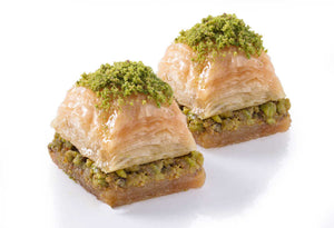 Fresh Long Lasting Baklava with Pistachio