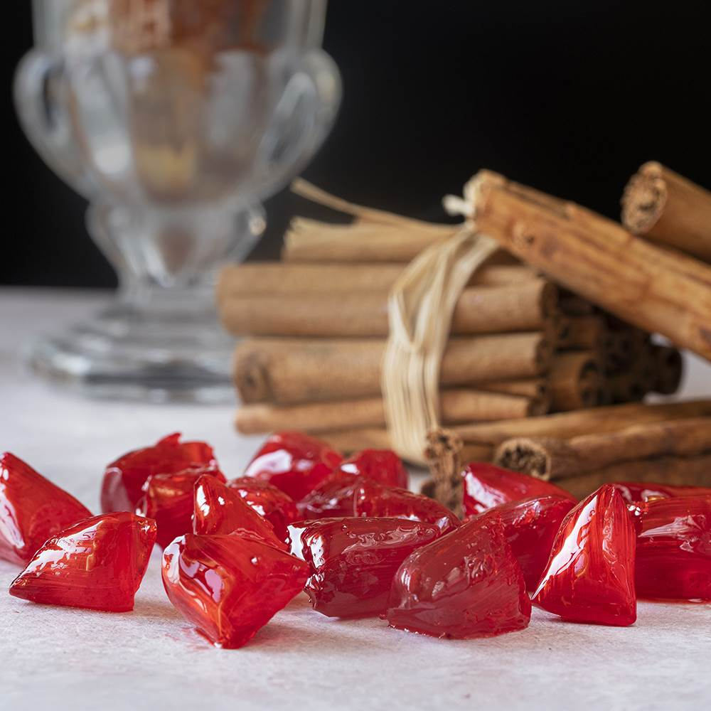Cinnamon Flavored Turkish Akide Candy - TurkishTaste.com