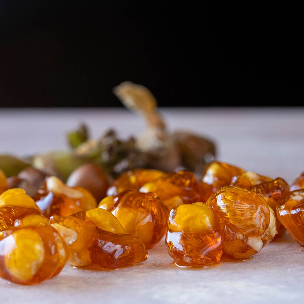 Hazelnut Flavored Turkish Akide Candy - TurkishTaste.com