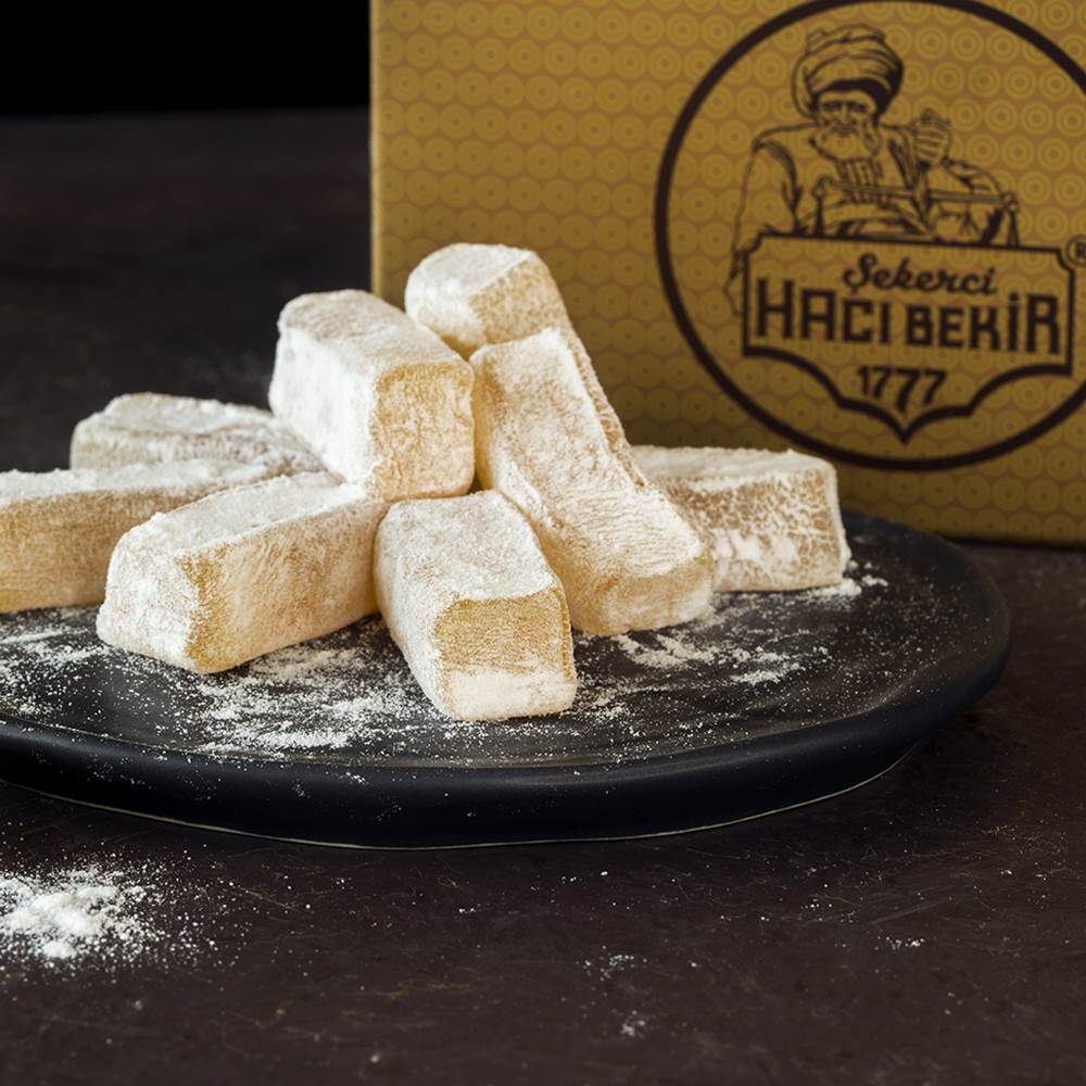 Turkish Delight with Mastic (Damla Sakızlı)