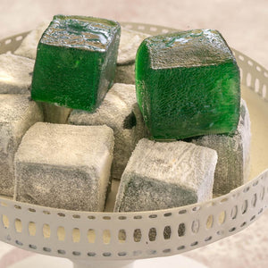 Turkish Delight with Mint Flavored