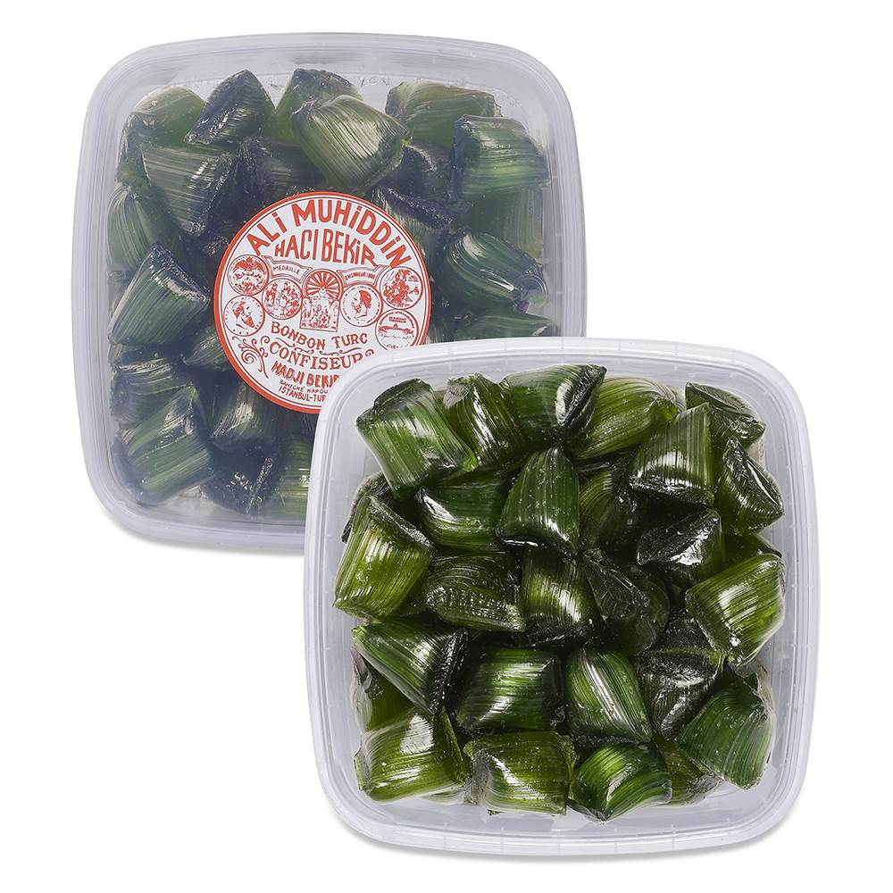 Mint Flavored Turkish Akide Candy - TurkishTaste.com