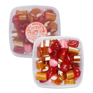 Mixed Flavored Turkish Akide Candy - TurkishTaste.com