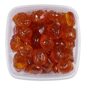Orange Flavored Turkish Akide Candy