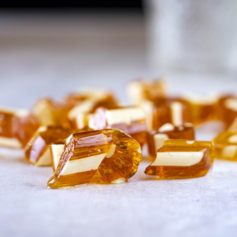 Pineapple Flavored Turkish Akide Candy - TurkishTaste.com