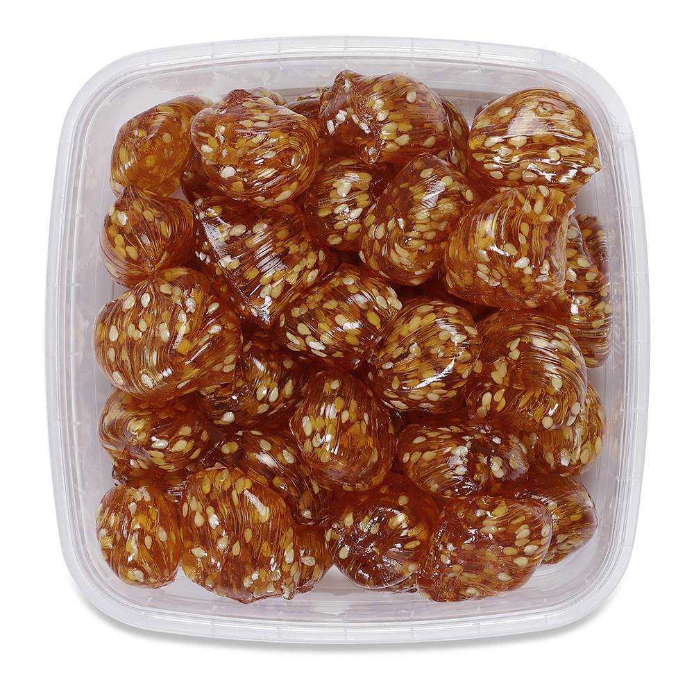 Turkish Akide Candy with Sesame