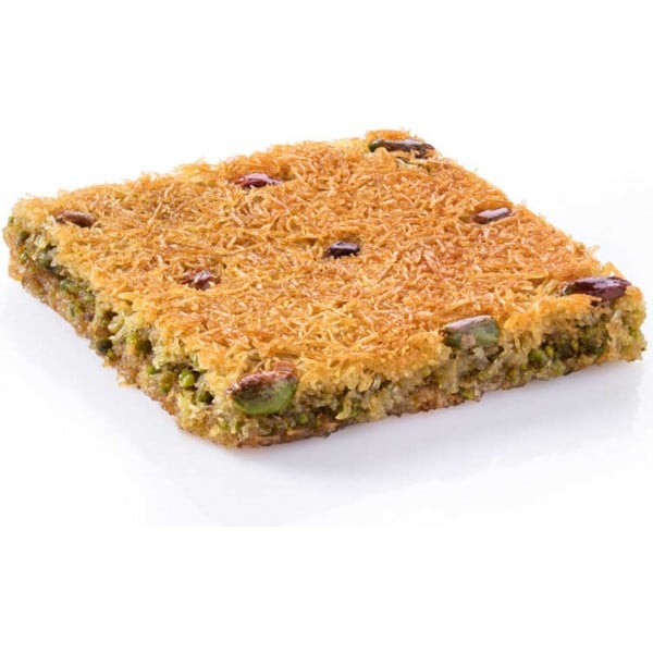 Kadayif with Pistachio - TurkishTaste.com