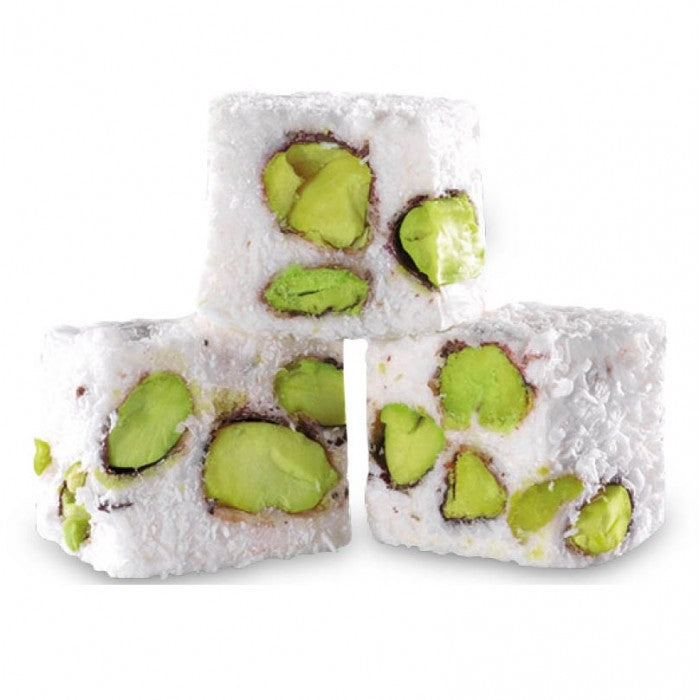 Turkish Delight with Extra Pistachio Flavored