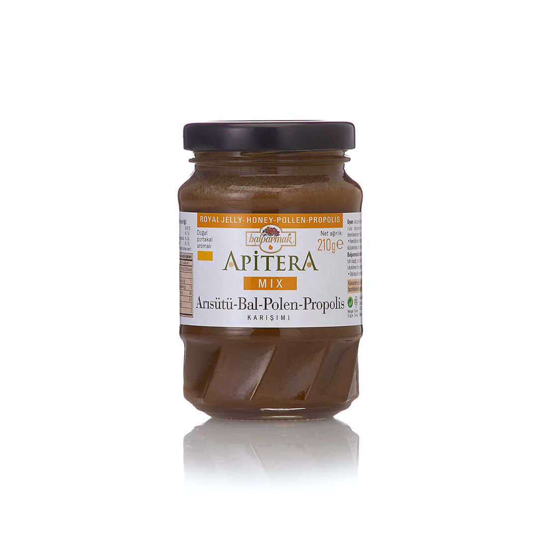 Royal Jelly Honey Pollen Propolis Mix - TurkishTaste.com