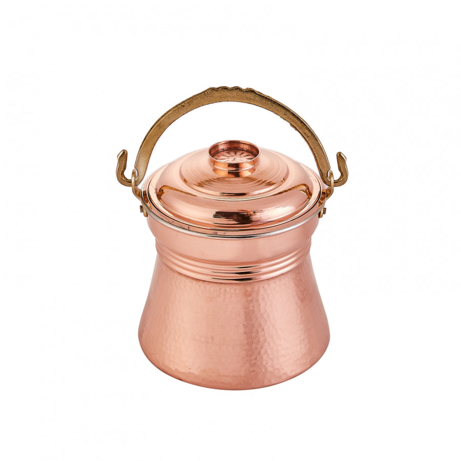 Handmade Copper Bucket
