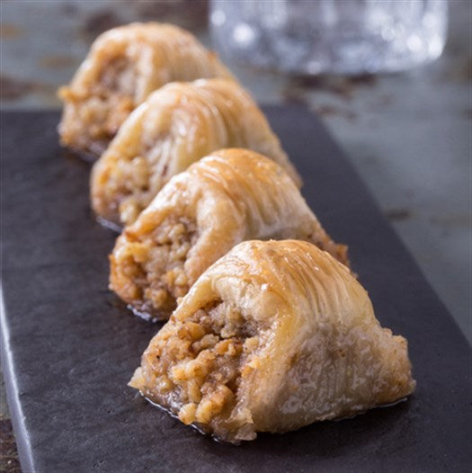 Cimcik Baklava with Walnut