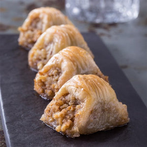 Cimcik Baklava with Walnut - TurkishTaste.com