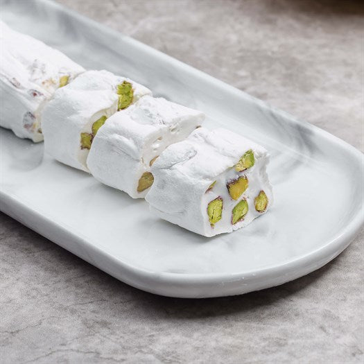 Milky Pistachio Turkish Delight - TurkishTaste.com