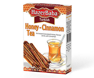 Honey Cinnamon Tea - TurkishTaste.com