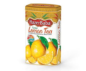 Lemon Tea - Tin Box