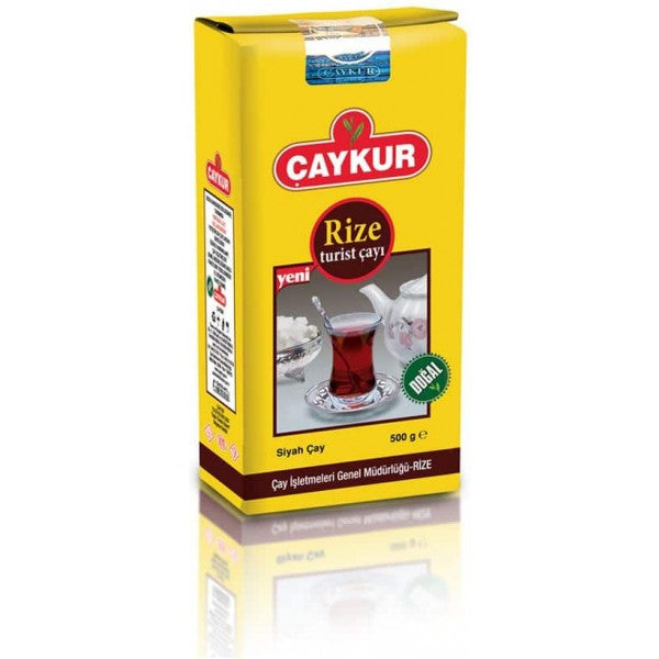 Turkish Black Tea Caykur Traditional 500g - TurkishTaste.com
