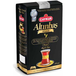 Turkish Black Tea Caykur Altinbas 500g