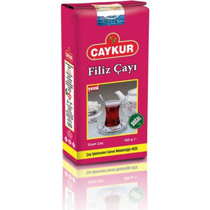 Turkish Black Tea Caykur Filiz 500g - TurkishTaste.com
