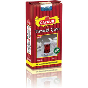 Turkish Black Tea Caykur Tiryaki 500g - TurkishTaste.com