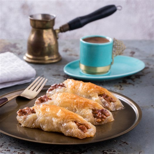 Butterfly Baklava with Walnut