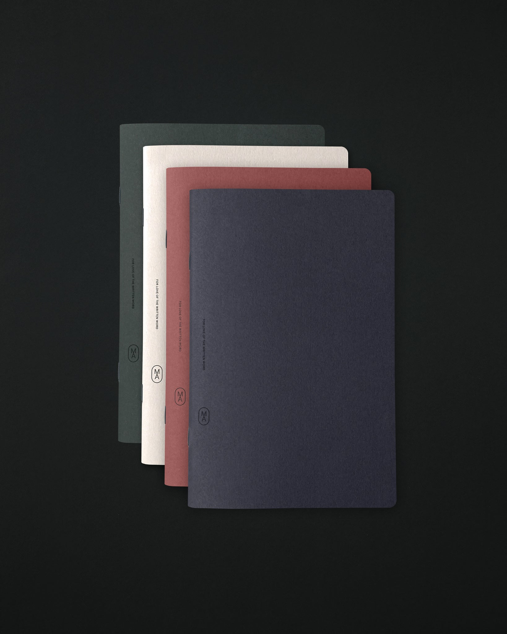 Cahier Notebook 4-Pack