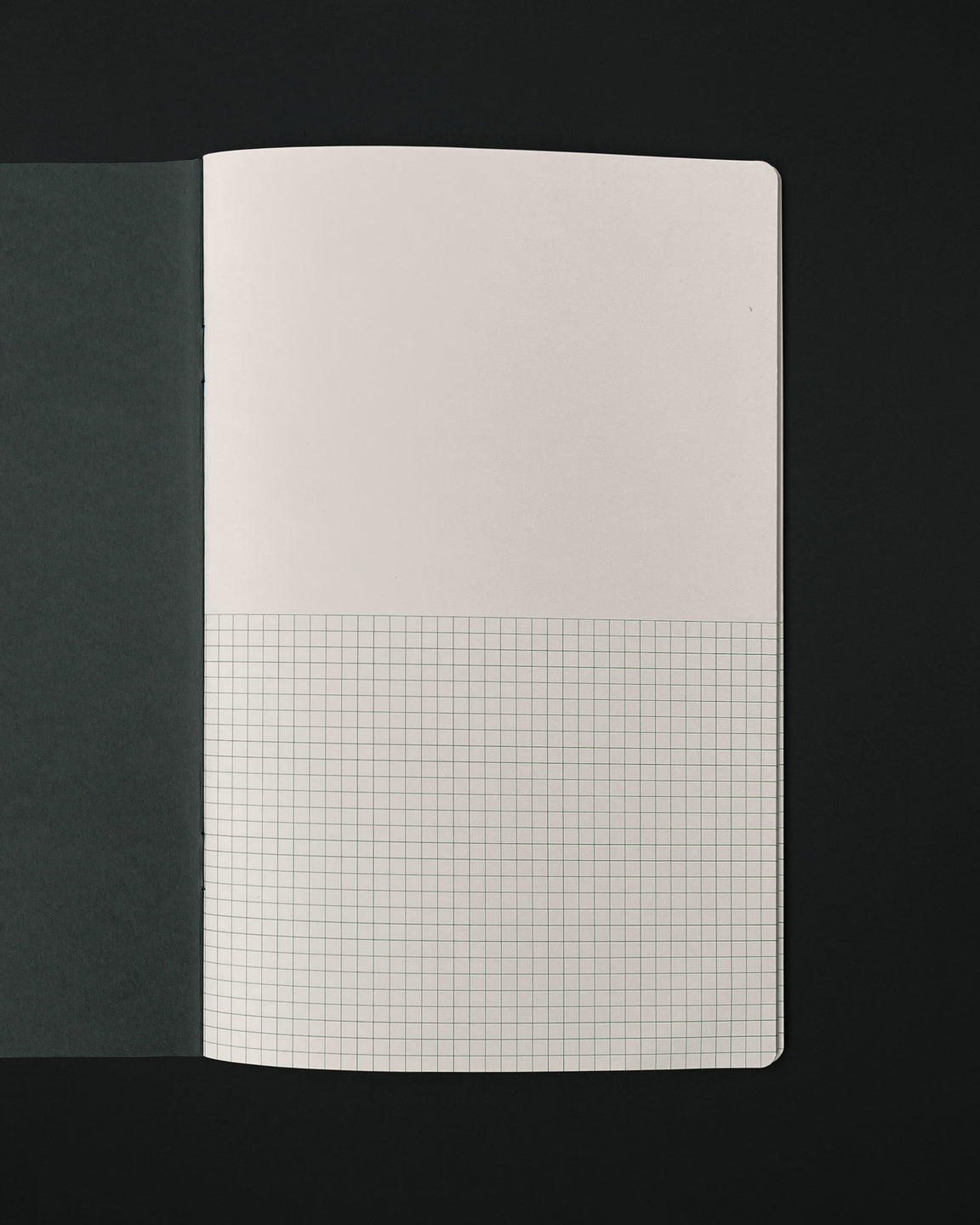 Cahier Notebook in Grid 3-Pack - Cahier Notebook in Grid 3-Pack