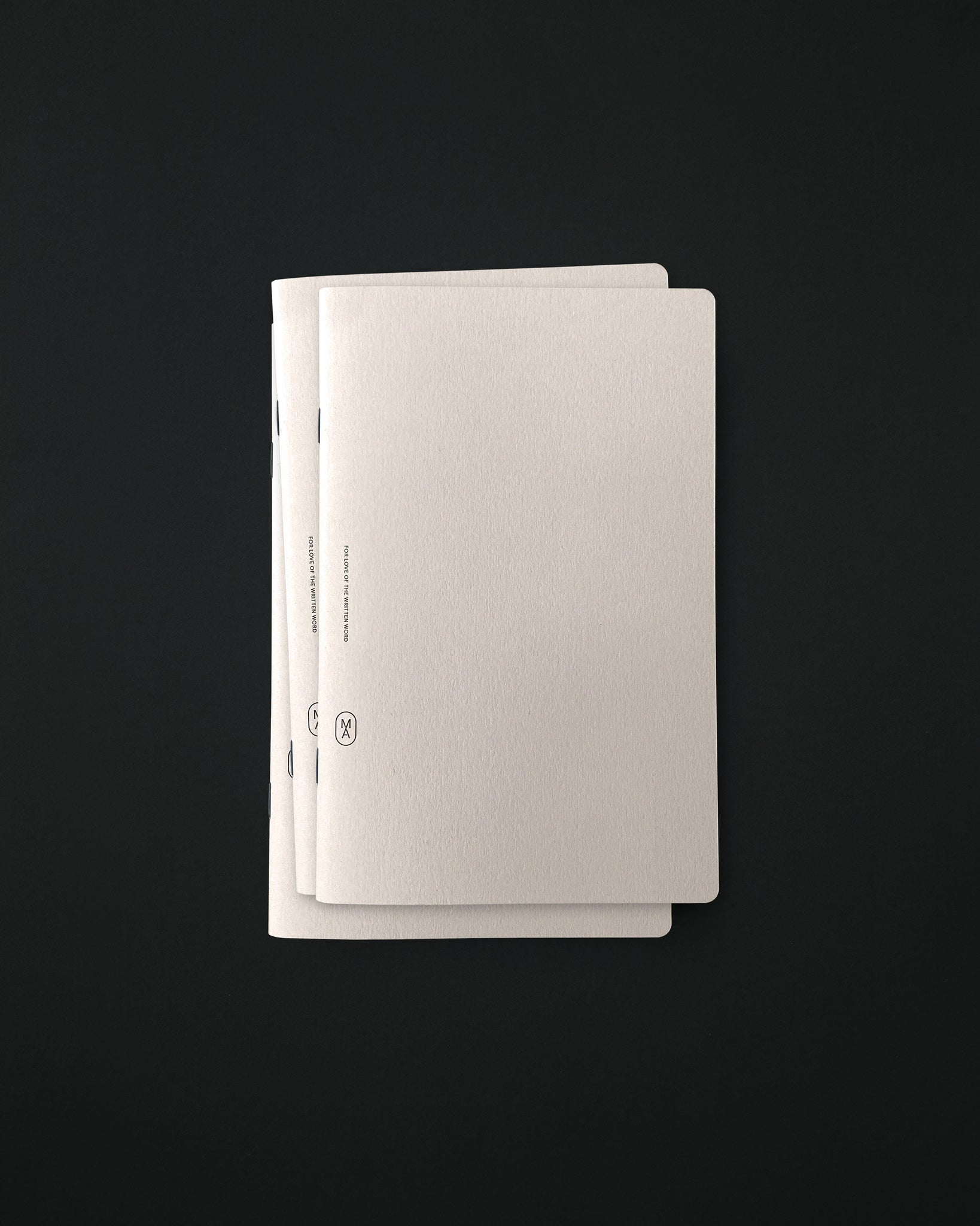 Cahier Notebook in Plain 3-Pack