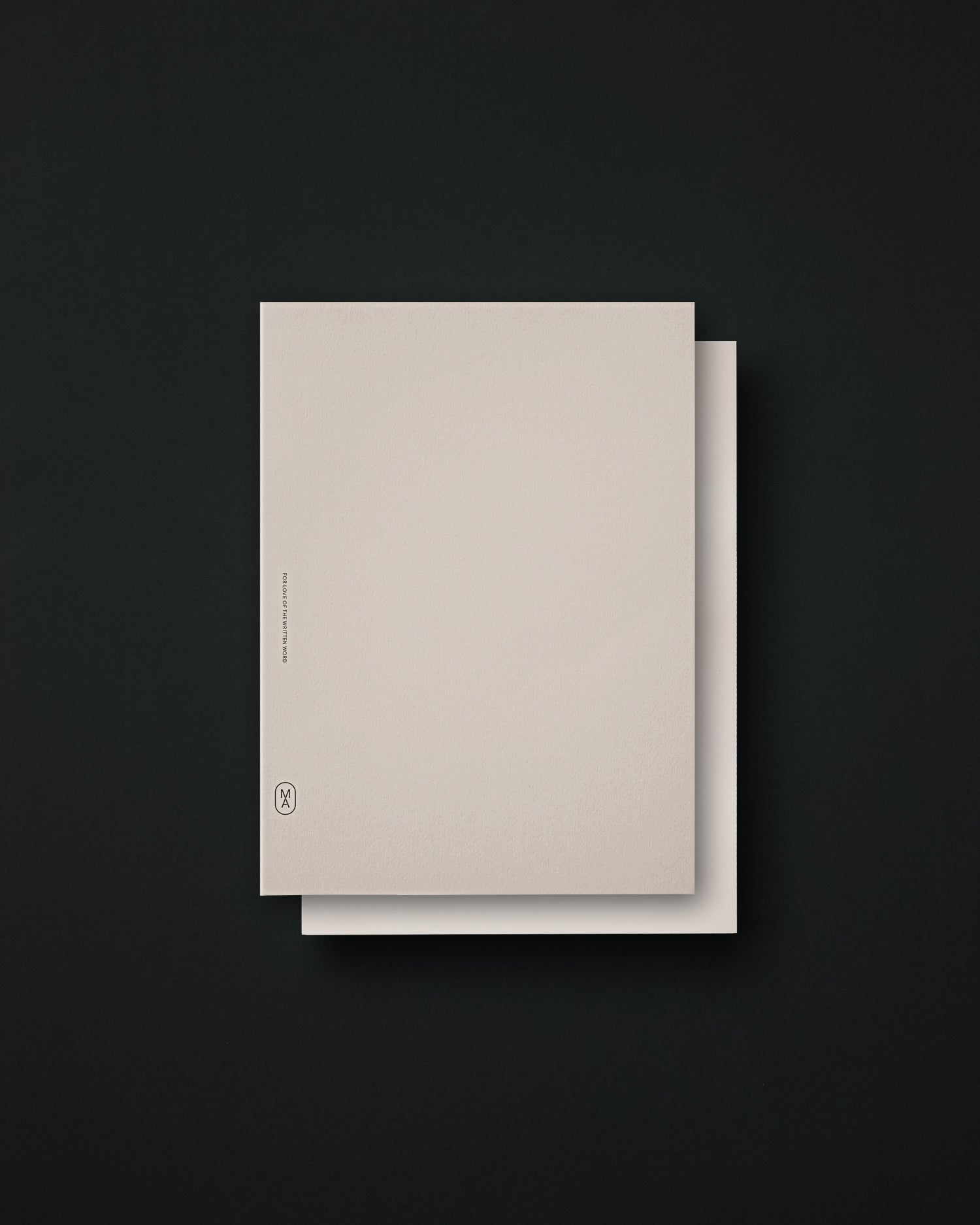 Datum Notepad in Plain