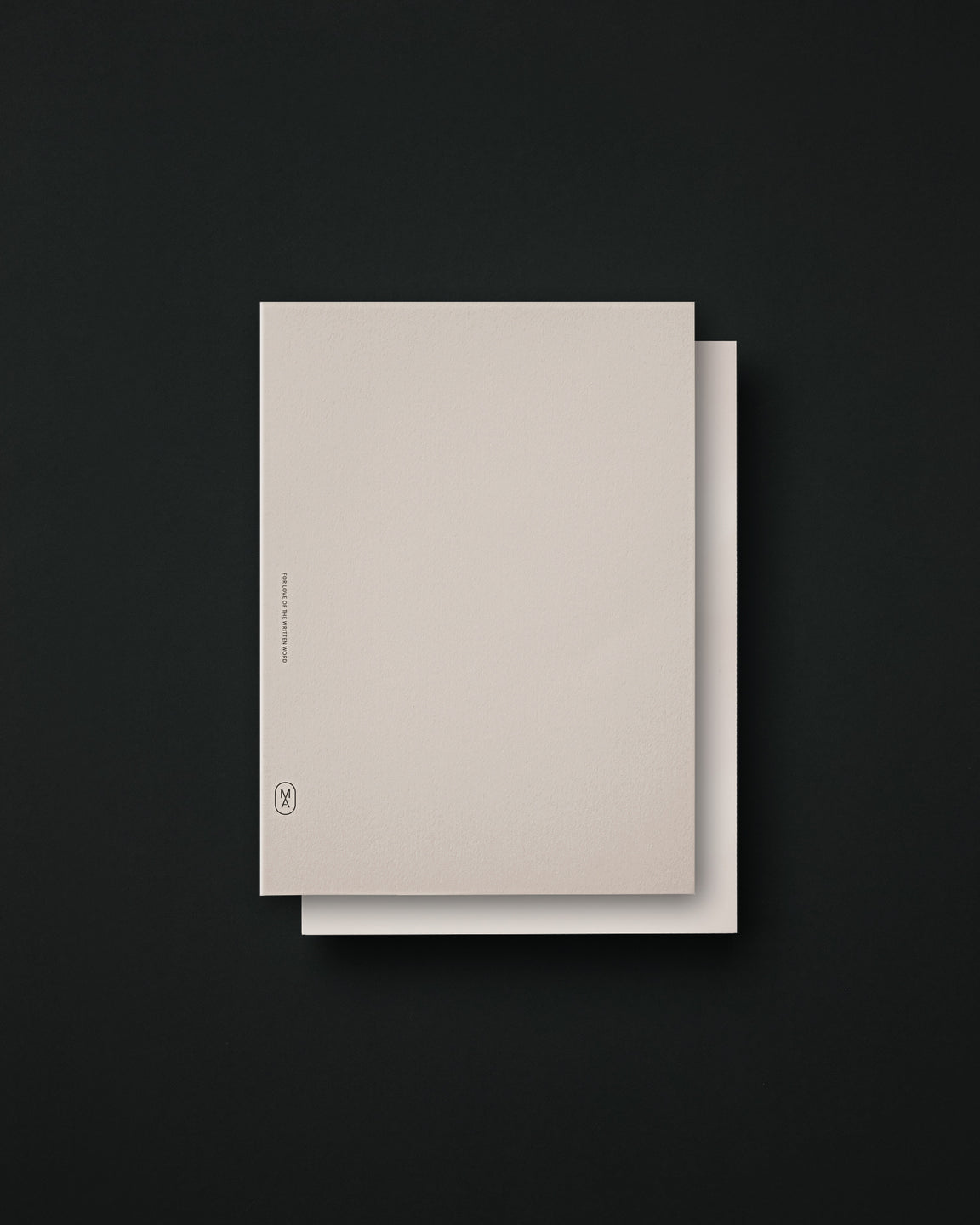 Datum Notepad in Plain - Datum Notepad in Plain