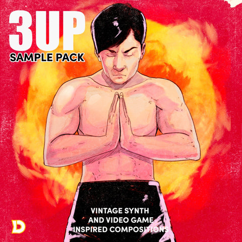 3Up Sample Pack