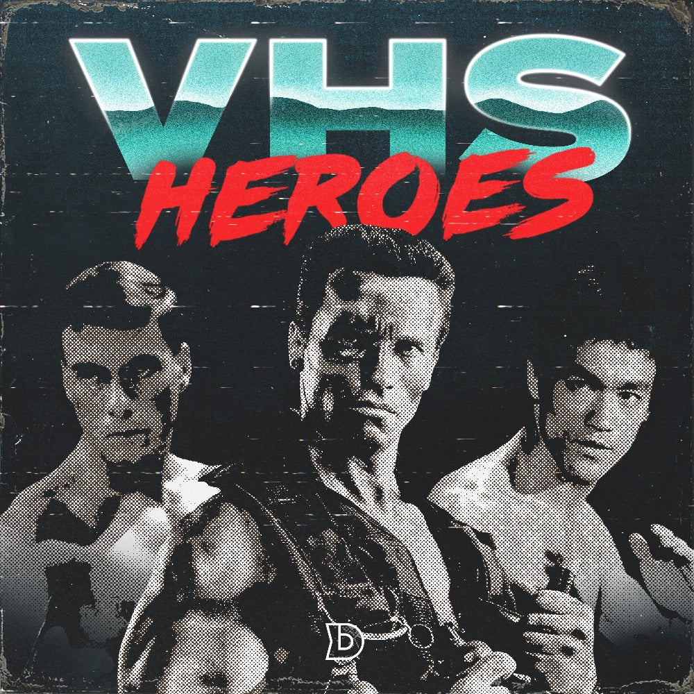 VHS Heroes Sample Pack