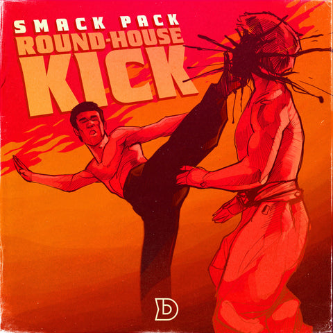 Smack Pack: Round House Kick