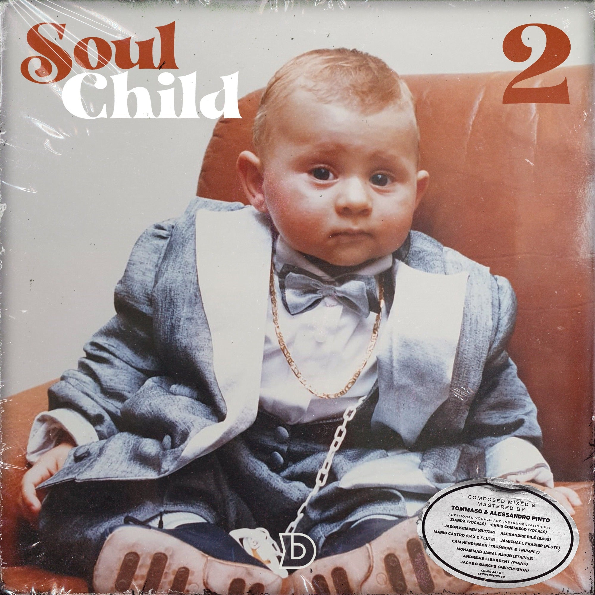 Soul Child Sample Pack 2