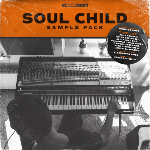 Soul Child Sample Pack