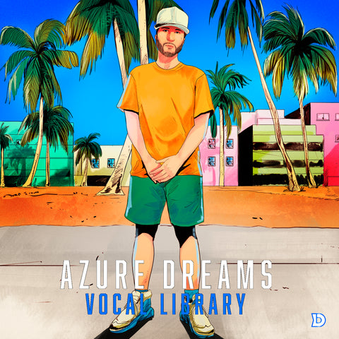 Azure Dreams Vocal Library Vol.1