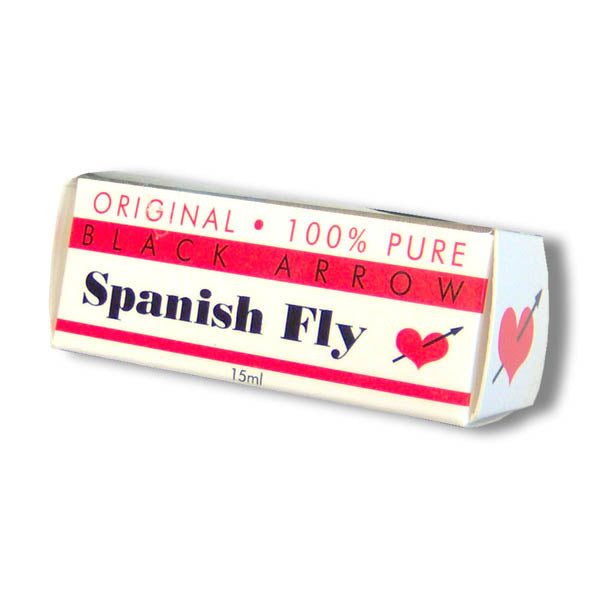 Spanish Fly - The Purple Drawer