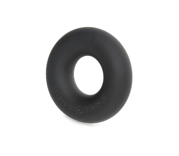 Ultimate Silicone Cock Ring Black - Rascal - Adult Toys - purpleboxau