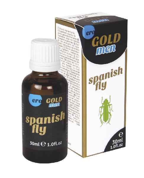 Ero Spanish Fly Gold Strong Men Drops 30ml - The Purple Drawer
