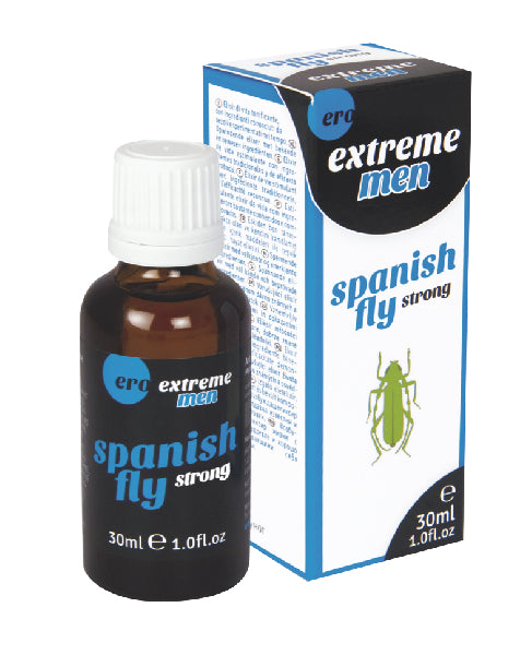Ero Spanish Fly Extreme Men Drops 30ml - The Purple Drawer