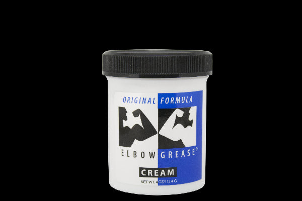 Elbow Grease Original Cream 4oz/188ml - The Purple Drawer