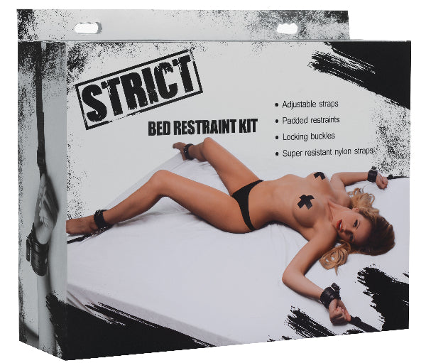 Deluxe Bed Restraint Kit - The Purple Drawer