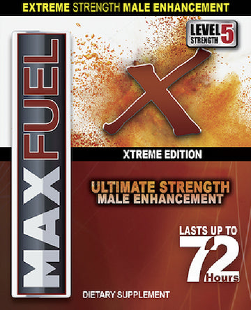 MaxFuel XTREME Edition Single Pill - The Purple Drawer