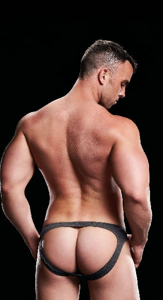 Low Rise Moonshine Brief Grey - The Purple Drawer