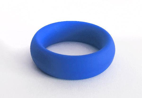 Meat Rack Cock Ring Blue