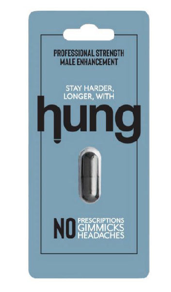 Hung Male Single Pill